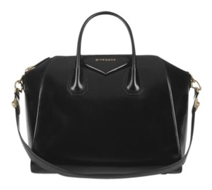 Givenchy Satchel in GLOSSY BLACK