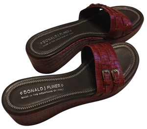 Donald J. Pliner Brick Sandals