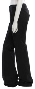 Balenciaga Fendi Prada Armani Chanel Boot Cut Pants NWT Black BALENCIAGA Dress Pants Size 12