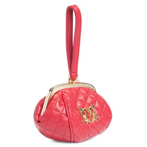 Moschino Wristlet in Red