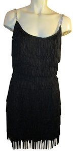 Fringed Flapper Vintage Dress