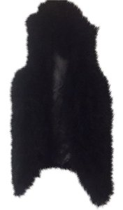 Trina Turk Wilshire Blvd Feather Vest