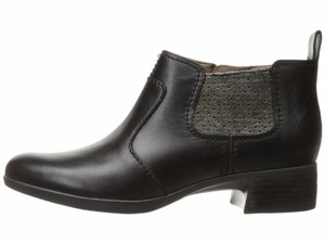 Dansko Lola Antiqued Leather Ankle 41 Black Boots