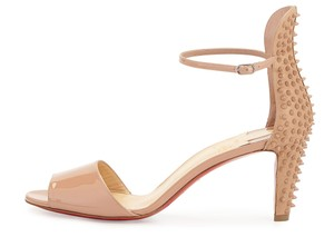Christian Louboutin Heels Nude Sandals