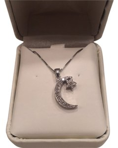 Crescent Jewelers Diamond Moon &Star