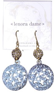 Lenora Dame Brand new Lenora Dame dangling earrings!