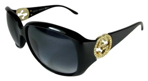 Gucci Glam Wrap - Black & Swarovski Crystal