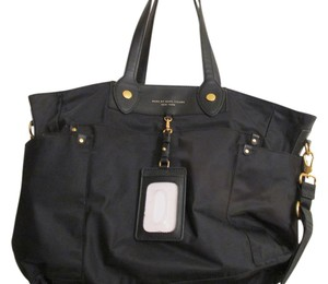 Marc Jacobs Tote in black/gold
