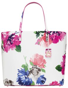 Kate Spade Turn Over A Leaf Tote in Multi-Color