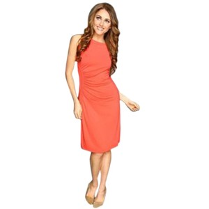 Tommy Bahama short dress coral on Tradesy