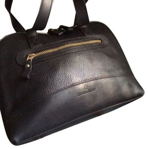 Etienne Aigner Satchel in Black