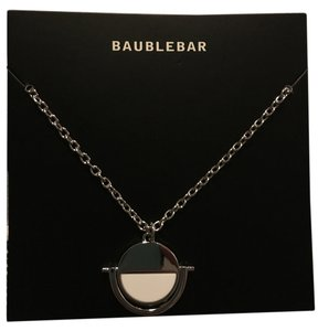 BaubleBar NWT- BaubleBar Snowfall Pendant Necklace Brand New w/Bag