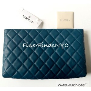 Chanel New blue Clutch