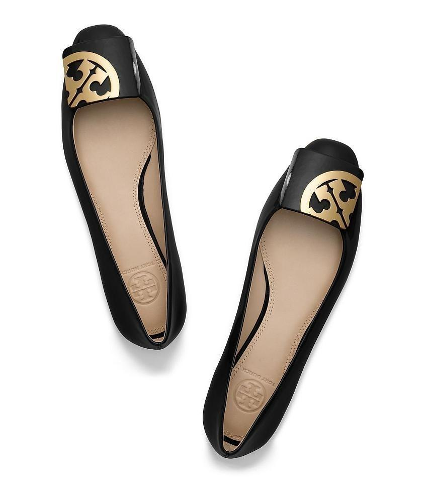Update your work wardrobe with this Tory Burch Benton Ballet Flat ($, originally $).