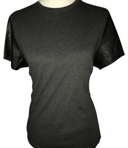 Vince Top Black, Gray