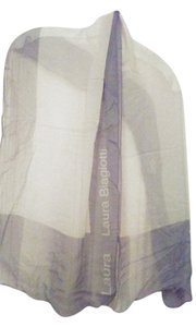 Laura Biagiotti Laura Biagiotti large light scarf