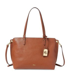 Ralph Lauren Tote in Bourbon