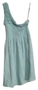 Juicy coulture short dress Seaform blue on Tradesy