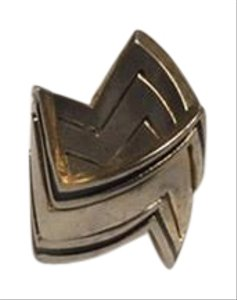 House of Harlow 1960 House of Harlow Gold Zig Zag Rings