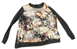 Forever 21 Plus Size Floral Sweater
