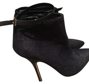 Vince Camuto navy Boots
