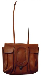Patricia Nash Designs Leather tan Messenger Bag