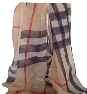 Other NEW - NEVER WORN - Delicate Women's scarf/wrap , Plaid