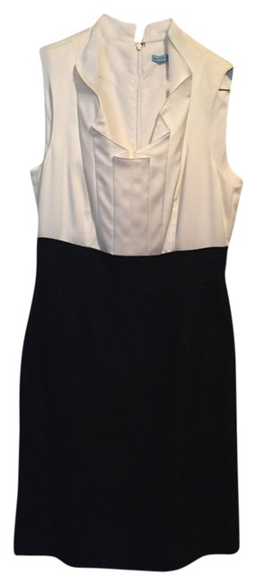 Antonio Melani Tailored Top Fitted Dress