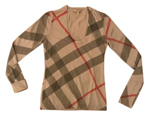 Burberry Brit Burberry Long Sleeve Sweater