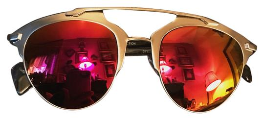 Other Fashion Flash Hot Pink Mirrored Lenses Image 1