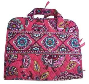 Vera Bradley Retired Call Me Coral Travel Bag
