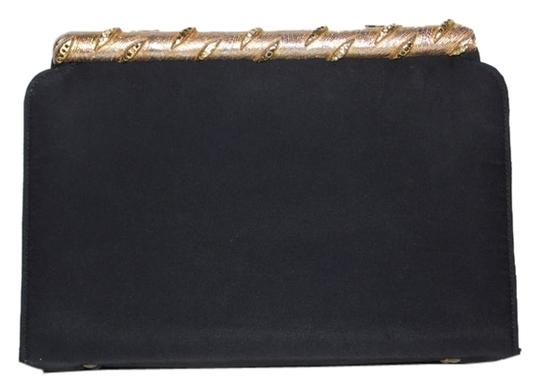 Preload https://item4.tradesy.com/images/vintage-with-golden-juliart-closure-black-and-gold-silk-or-satin-clutch-2038573-0-0.jpg?width=440&height=440