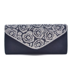 Other Classic The Treasured Hippie Affordable Classy Black Clutch
