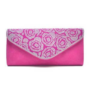 Other Classic The Treasured Hippie Affordable Classy Rose Clutch