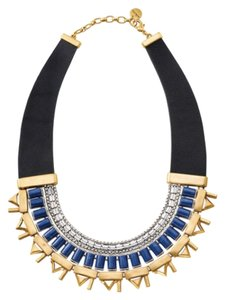 Stella & Dot Natalie Necklace Blue
