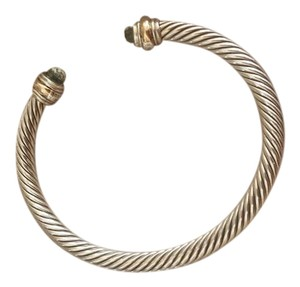 David Yurman Cable Classic with Prasiolite Stone