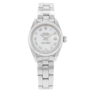Rolex Rolex Datejust 69160 Stainless Steel Automatic Ladies Watch (15099)
