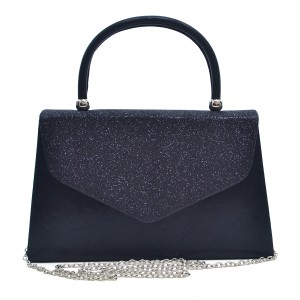 Other Classic The Treasured Hippie Affordable Vintage Black Clutch
