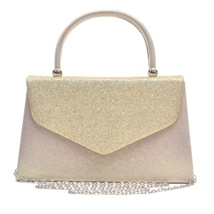 Other Classic The Treasured Hippie Affordable Vintage Metallic Gold Clutch