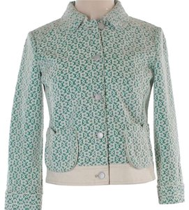 Cartonnier green white Jacket
