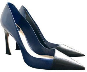 Dior black/navy Pumps
