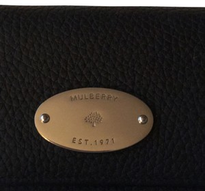 Mulberry Continental Wallet