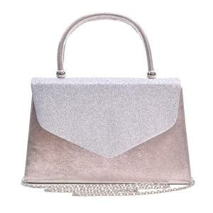Other Classic The Treasured Hippie Affordable Vintage Metallic Silver Clutch