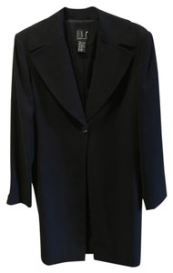 INC International Concepts Lightweight Black Jacket