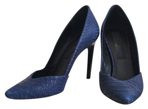 Proenza Schouler Blue Pumps