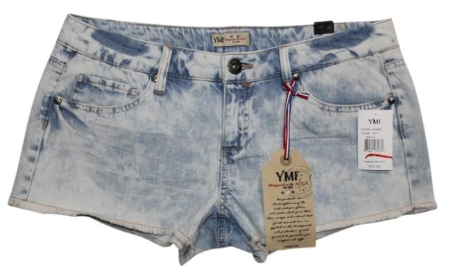 Preload https://item1.tradesy.com/images/ymi-jeans-nwbleach-new-with-tags-cut-off-minishort-shorts-size-8-m-29-30-2038650-0-0.jpg?width=400&height=650
