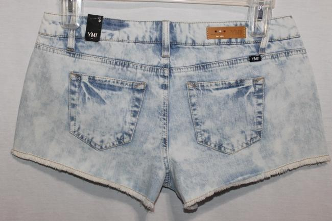 YMI Jeans Mini/Short Shorts NWBleach
