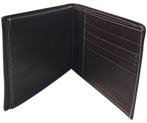 Bric's Bric's Pebbled Leather Wallet