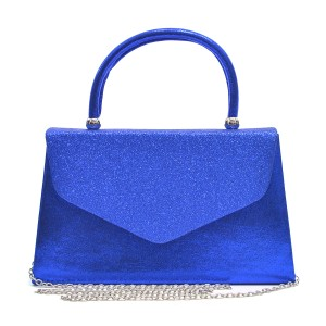 Other Classic The Treasured Hippie Affordable Vintage Blue Clutch