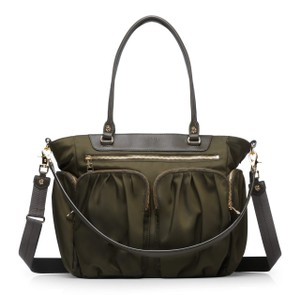 MZ Wallace Abbey Tote in Pine Green